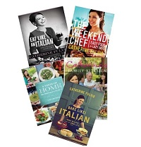 Cook books (3)