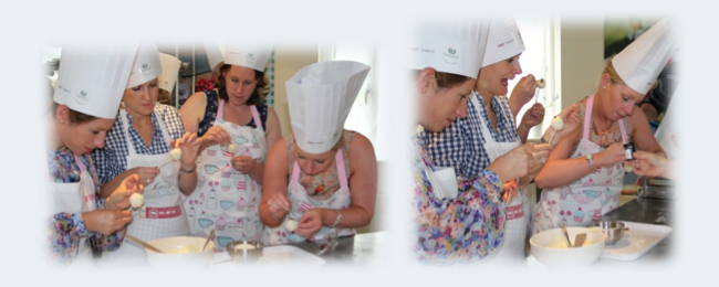 Hen Party Workshop - Chocolate & Bubbly Workshop