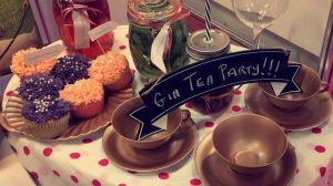 Gin Tea Party - Hen Party Package