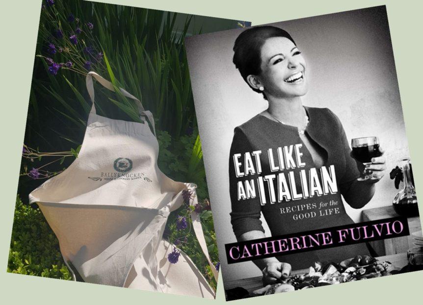 Eat like an italian and apron (2)