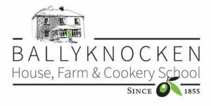 Ballyknocken House Farm and Cookery SChool Logo