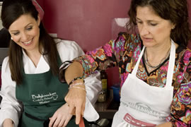 Cookery Classes & Calendar
